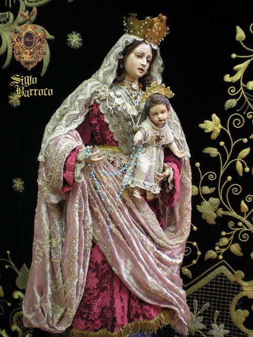 Virgen gloria